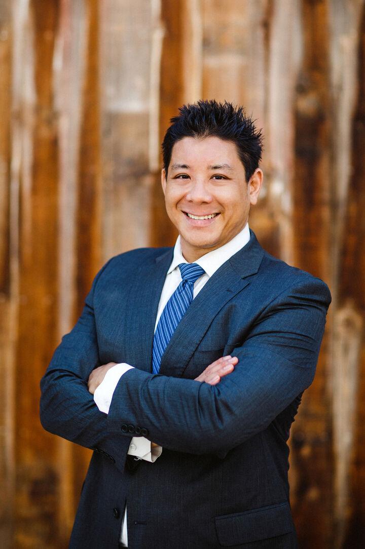 James Yang, Realtor in Palo Alto, Sereno Group