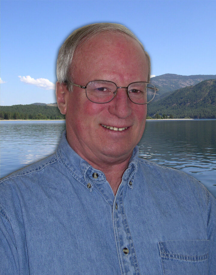 Ron LaVigne,  in Colville, Windermere