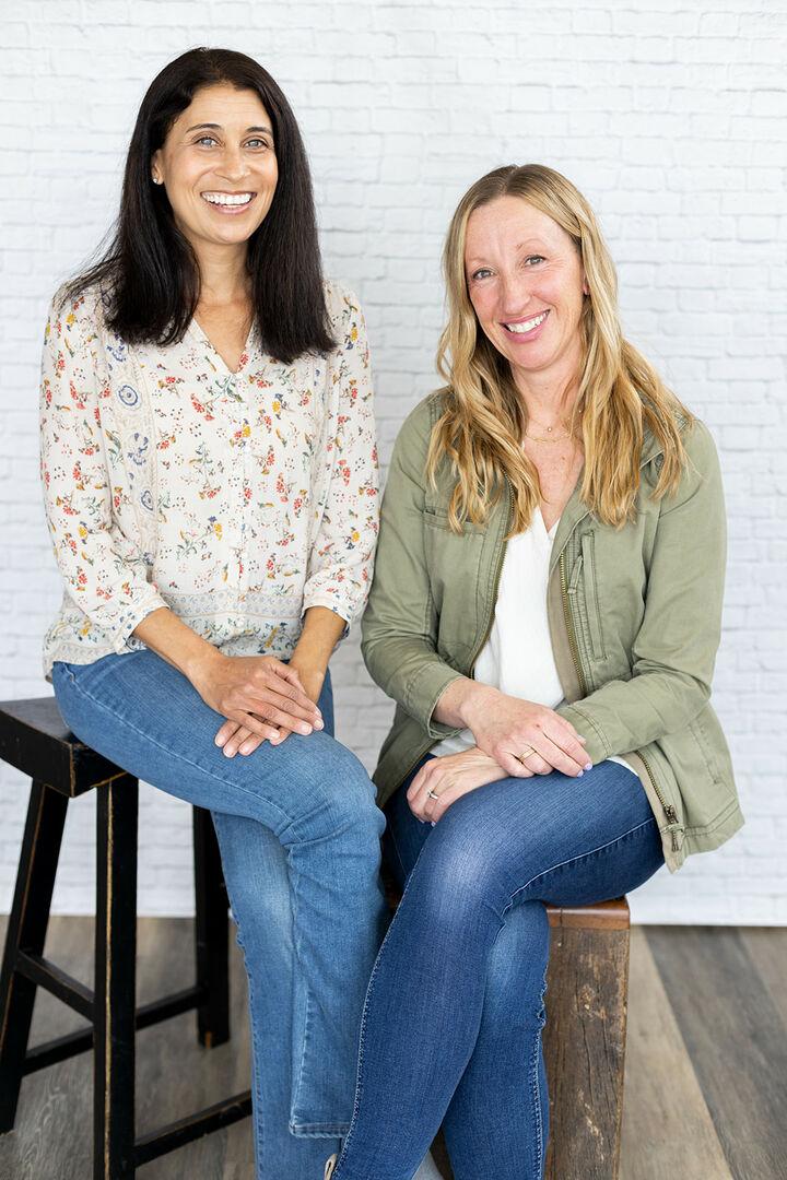 Rachel Wolfe & Nicole Lisk,  in Sun Valley, Windermere